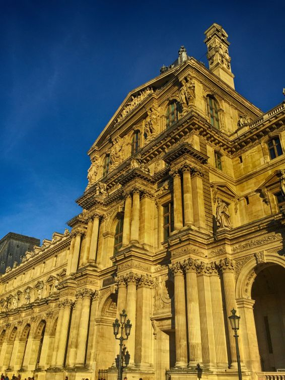 Palace of Louvre
