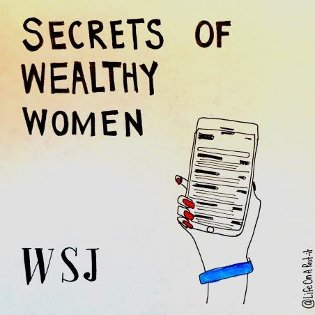 Secrets of Wealthy Women